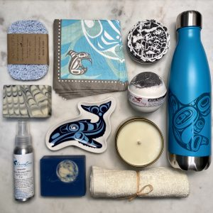 Killer Whale Curated Gift Box