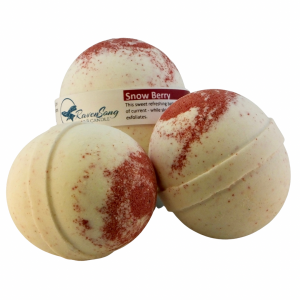 Snow Berry Bath Bomb