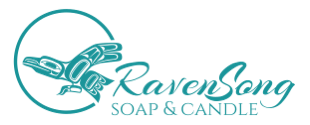 Ravensong Soap & Candle Small Batch, Luxury Products Vancouver Island